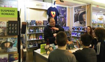 Salon du livre de Trois-Rivières